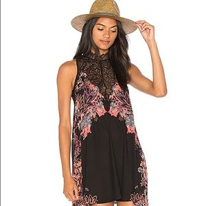 Free People Marsha Print Dress